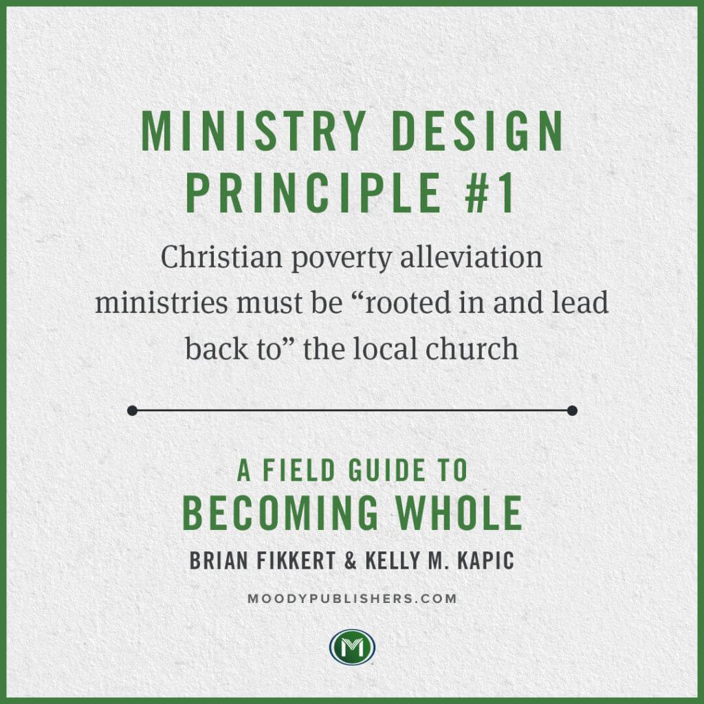 Ministry Design Principle #1