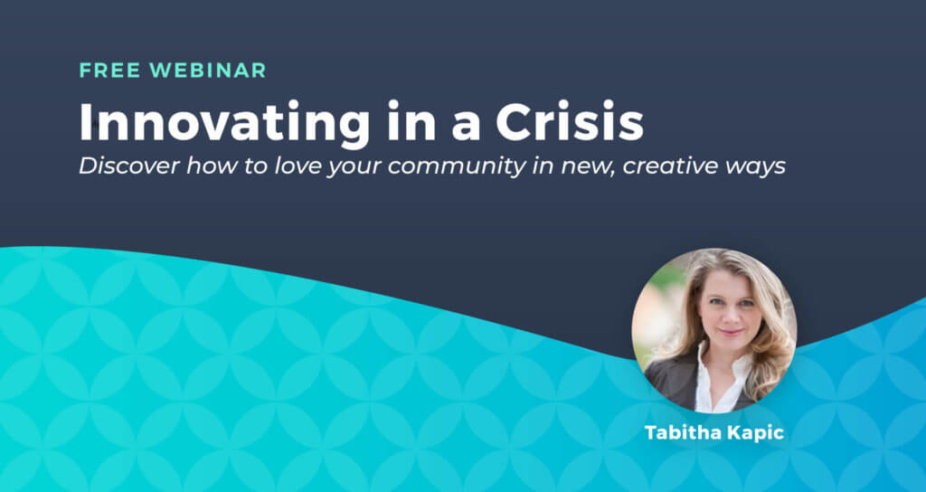 Innovating in a Crisis Webinar