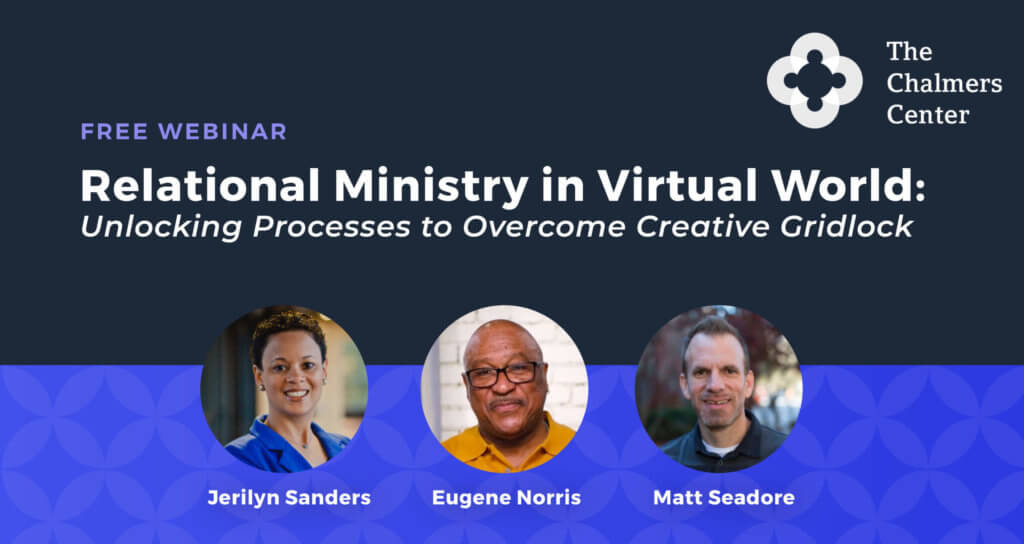 Relational Ministry in a Virtual World