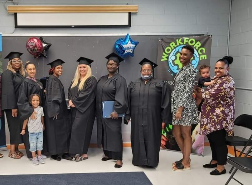 Hampton Roads Work Life Network Grads